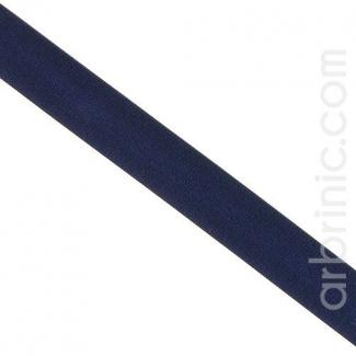 Biais Satin 20mm Bleu Foncé (rouleau 25m)