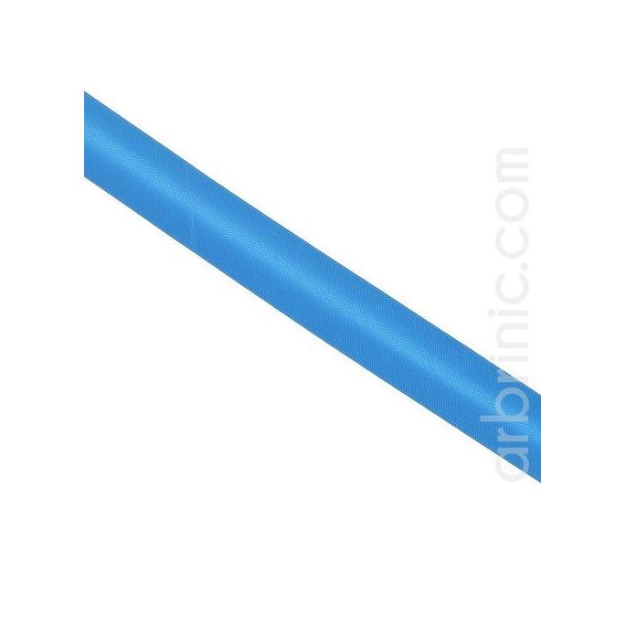 Satin Bias Binding 20mm Turquoise Blue (25m roll)