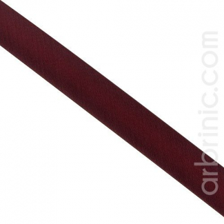 Biais Satin 20mm Bordeau (rouleau 25m)