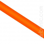Satin Bias Binding 20mm Orange (25m roll)