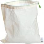 Organic Cotton Reusable Bags Size L (x5)