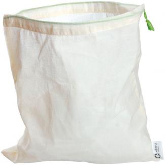 Sacs réutilisables en coton bio Taille L (x5)