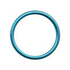 Anneaux de portage Turquoise Taille L (1 paire)