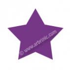 KAM Snaps T5 - Plum B41 - 20 STAR sets