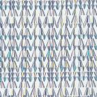 Organic cotton print Lore Mythos Blue Cloud9 (per 10