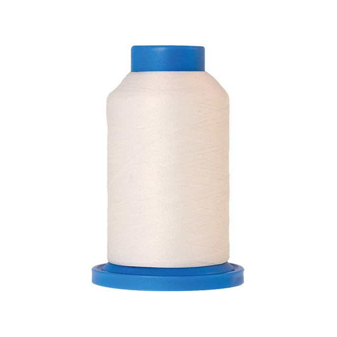 Mettler Seraflock Wolly Thread (100m) Color #1000 Natural