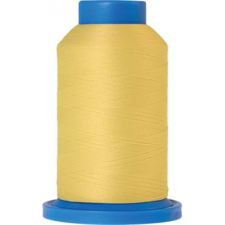 Mettler Seraflock Wolly Thread (100m) Color #0114 Jaune Clair