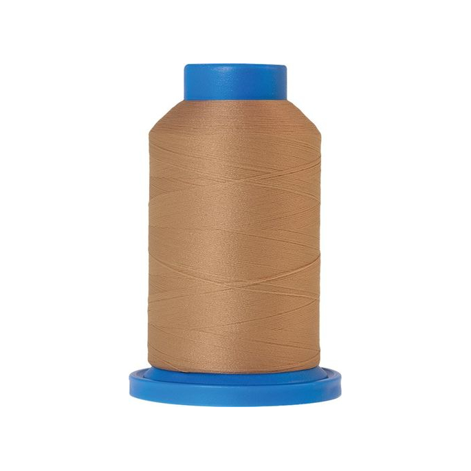 Mettler Seraflock Wolly Thread (100m) Color #3670 Beige Moyen