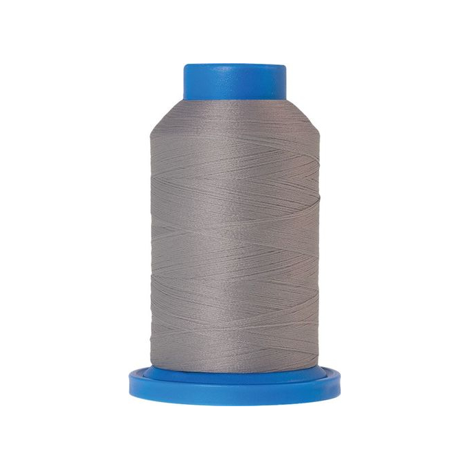 Mettler Seraflock Wolly Thread (100m) Color #1140 Gris Clair