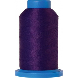 Mettler Seraflock Wolly Thread (100m) Color #0046 Violet