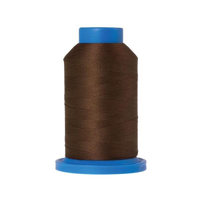 Mettler Seraflock Wolly Thread (100m) Color #1182 Marron Foncé
