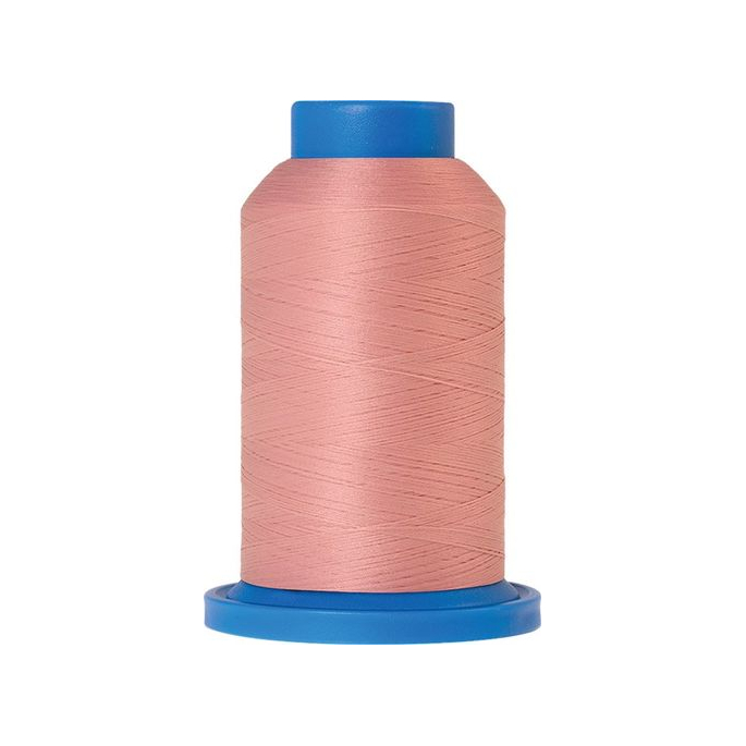 Mettler Seraflock Wolly Thread (100m) Color #1063 Vieux Rose