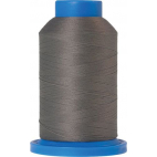 Mettler Seraflock Wolly Thread (100m) Color #0318 Gris Moyen