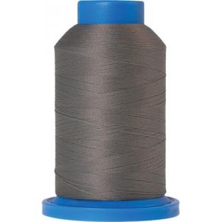 Mettler Seraflock Wolly Thread (100m) Color #0318 Gris Moyen