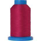 Mettler Seraflock Wolly Thread (100m) Color #1421 Fushia