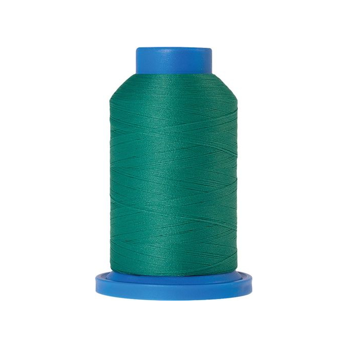 Mettler Seraflock Wolly Thread (100m) Color #1091 Vert Canard