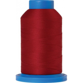 Mettler Seraflock Wolly Thread (100m) Color #0504 Rouge