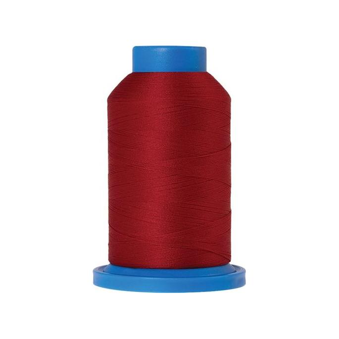 Mettler Seraflock Wolly Thread (100m) Color #0504 Rouge