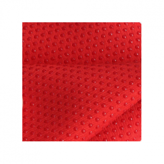 Antiskid baby shoe soles Grip fabric Red (per 10cm)