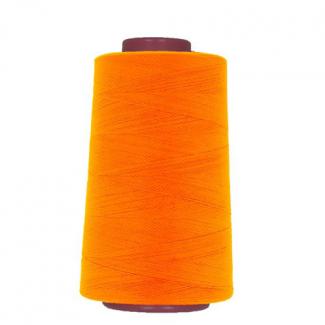 Cône fil polyester Orange Fluo (4573m)