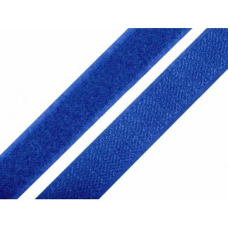 Scratch 3.0cm BOUCLE et CROCHET Bleu Roi (au mètre)