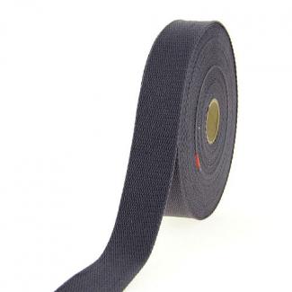 Cotton Webbing 23mm Dark Grey(by meter)