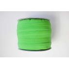 Biais élastique 2.5cm Vert Menthe (1m)