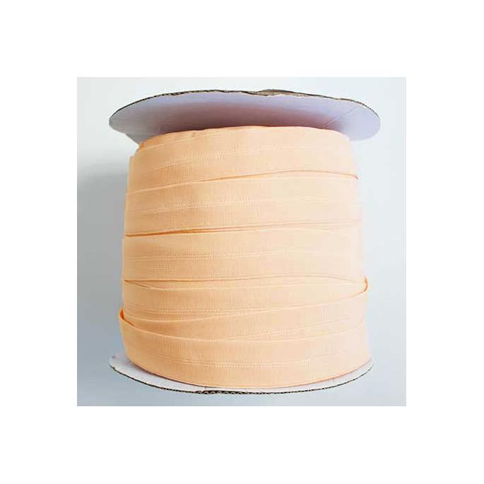 Fold Over Elastic 1 inch Peach (1m)