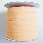 Fold Over Elastic 1 inch Peach (100m roll)