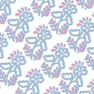 Coton Jersey Imprimé Fiesta Fun Flor Spring Art Gallery (par 10c