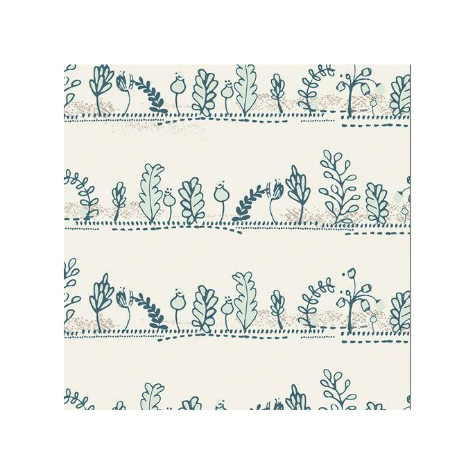 Cotton print Heartland Dulcet Paths Mist Art Gallery (per 10cm)