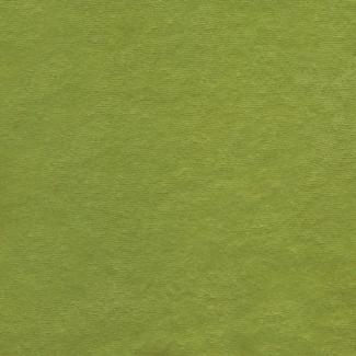 Micro-éponge de coton Bio GOTS 290g Vert Gazon (au mètre)