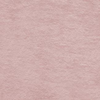 Micro éponge coton bio GOTS rose antique