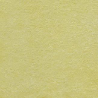 Micro éponge de coton bio GOTS moutarde