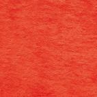 Mandarin Orange GOTS organic cotton micro loop terry