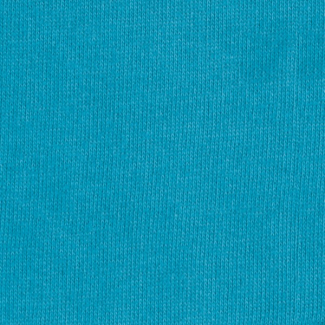 Organic Cotton Fleece GOTS 365g Atoll Blue