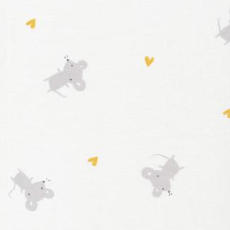 Coton Bio Lange Tout Petit Mice Cloud9