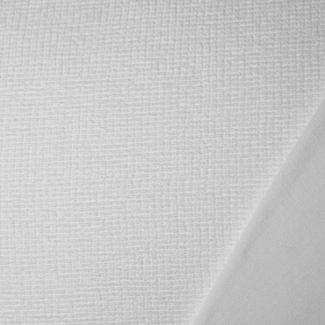 Microfibre Eponge Oekotex Blanche