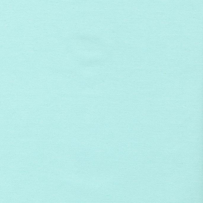 Organic cotton Denim Jeans Sea Glass Cloud9 (per 10cm)