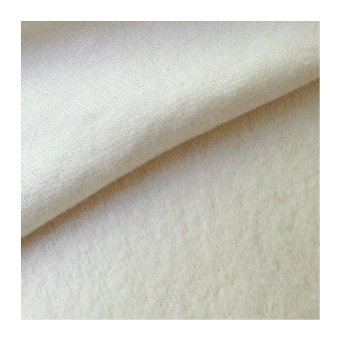 Bamboo fleece Oekotex fabric