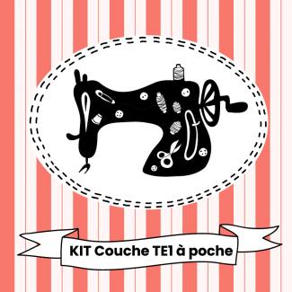Kit Couche TE1 à poche