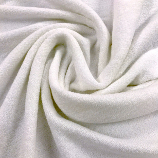 Bambou Eponge de bain Blanc