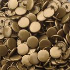 Pressions KAM T3 - Bronze B11 - 100 jeux RONDS
