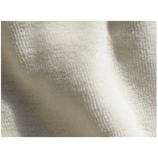 Organic cotton velours