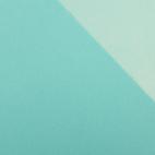 PUL enduit certifié Oekotex Turquoise