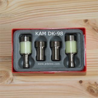 Matrices Taille T8 (24) pour DK98 - pressions plastiques