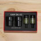 Dies for DK93 - Size 24 plastic snaps