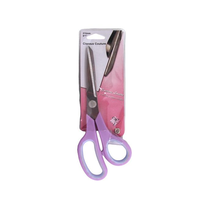 Ciseaux couture 21.5cm soft grip