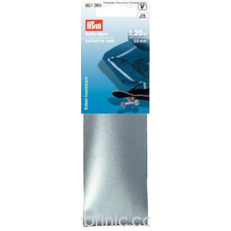 Ruban fluorescent PRYM 50mm Thermocollant (1.20m)