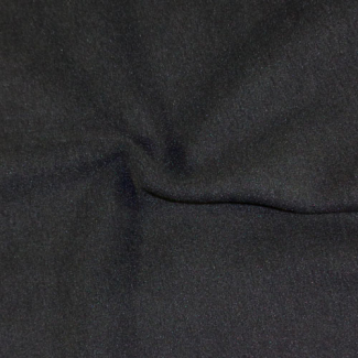Microfleece Oekotex Black